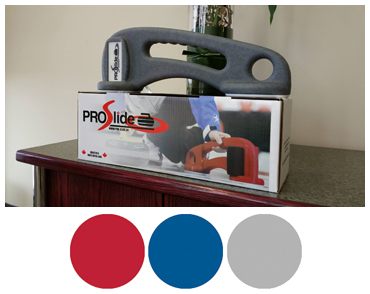 ProSlide with box and colors